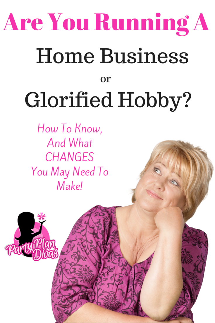 Direct Sales: Home Business or Glorified Hobby? | Party planning ...