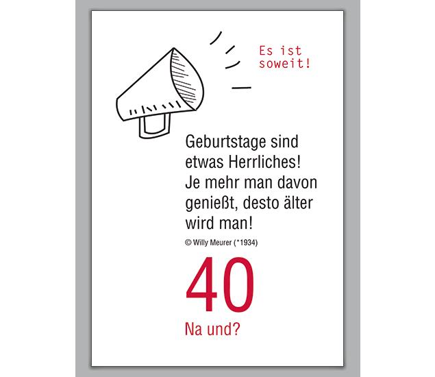 Glckwnsche Zum 40 Geburtstag Und Lustige Sprche 2 Lustige Sprche
