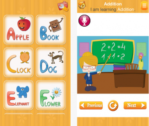 Kids picture dictionary app iLearn Technology (With