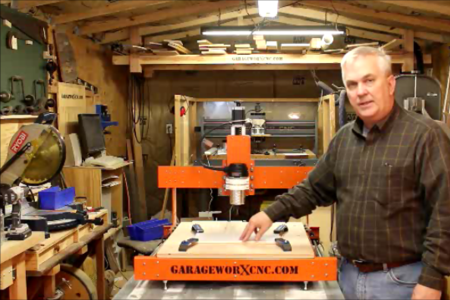 GarageWorx CNC kits. 4' x 4' = $1,900. Recommended on XCarve Forum.