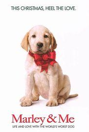 Marley & Me (2008) IMDb what a dog can teach you is