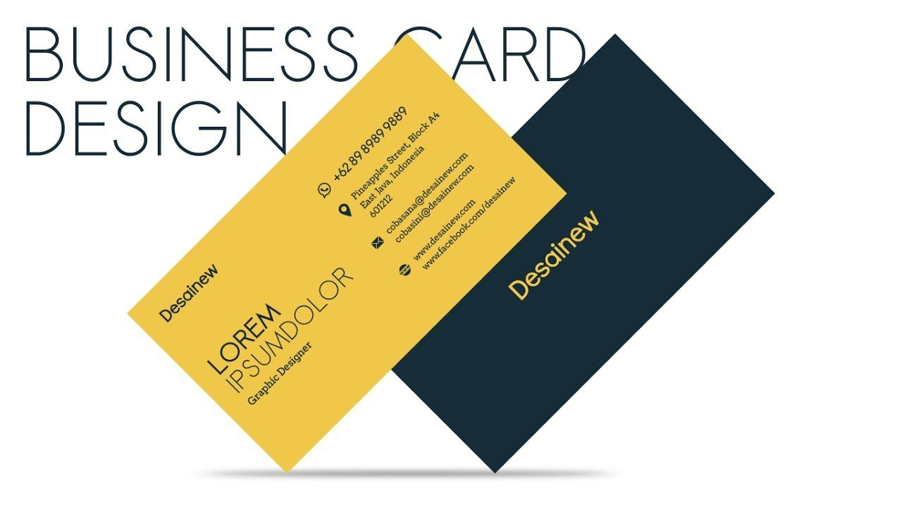 Business card design tutorial in inkscape inkscape gimp and business card design tutorial in inkscape reheart Image collections