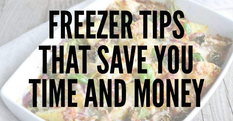 Freezer tips use these simple freezer tips and youll not only food forumfinder Image collections