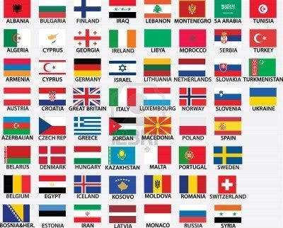 World Flags Logo Quiz And Answers Flags Of The World World Flags With Names Flag Of Europe