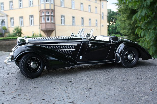 pinterest.com/fra411 #classic #car – 1938 Horch 855, pined from Jay Hollenburger