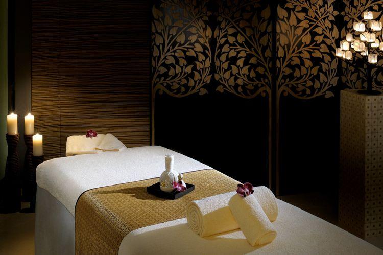 Thai massage room.......