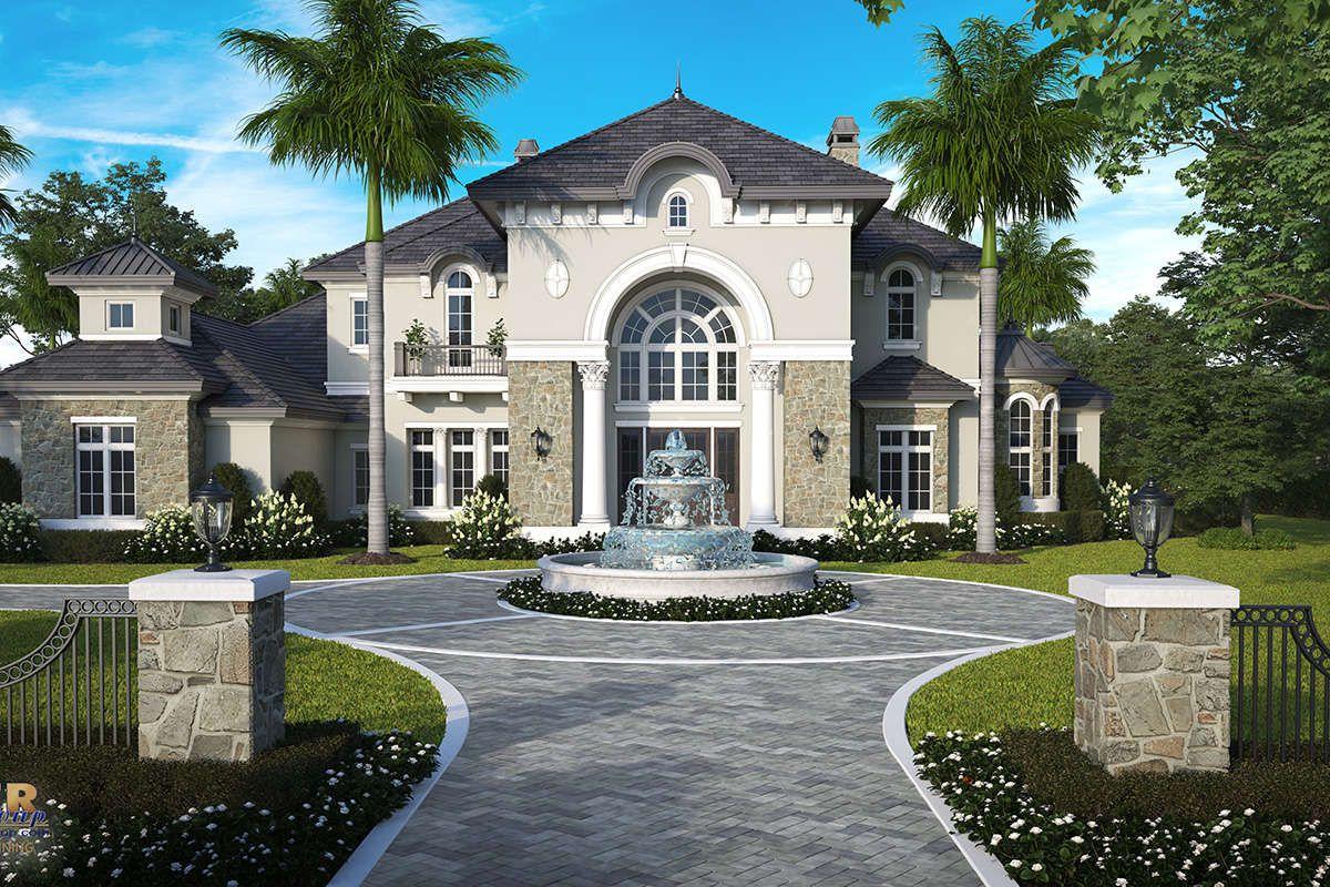 House Plan 1018 00281 Luxury Plan 6 549 Square Feet 4
