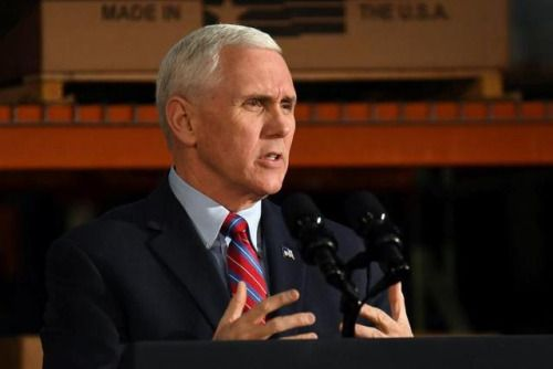 Pence to tour Asia next month: media...