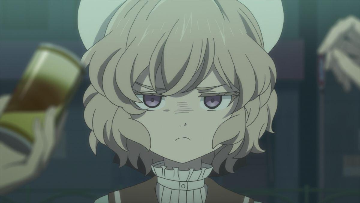 Invented Inference Iwanaga Kotoko Short Anime Cosplay Costume Wig+free TRACK NO.