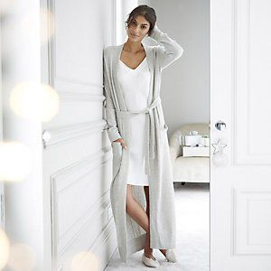 The White Company Cashmere Robe | Gorgeous Clothes in 2019