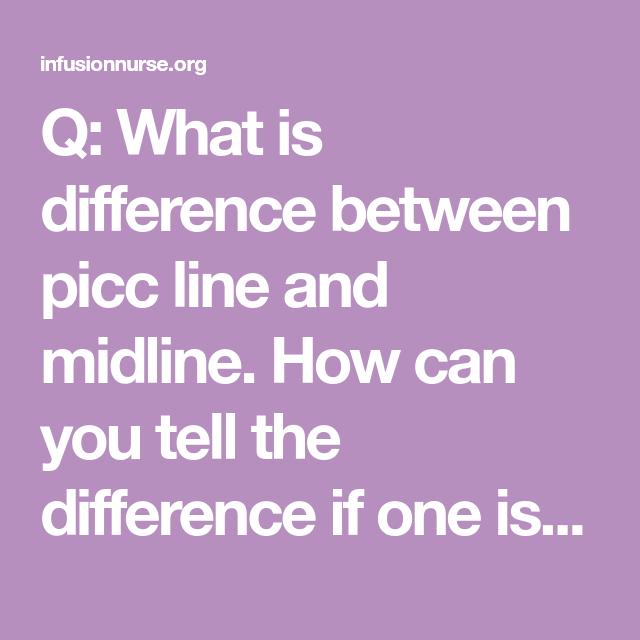 PICC Q&A Forum
