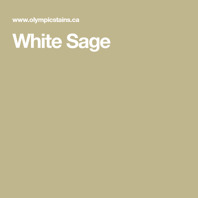 White Sage In 2020 White Sage Sage Paint Color Paint Color Visualizer