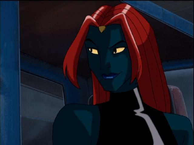 Mystique X Men Evolution X Men Mystique Marvel X Men Evolution