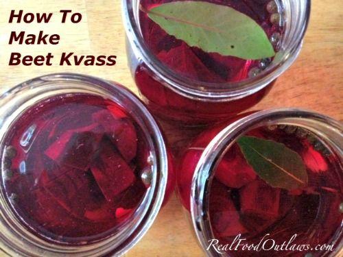 Kvass Recipe Whey