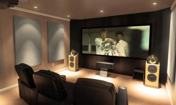 diy home theatre setups | Tips to Design Your Dream Home Theater ...