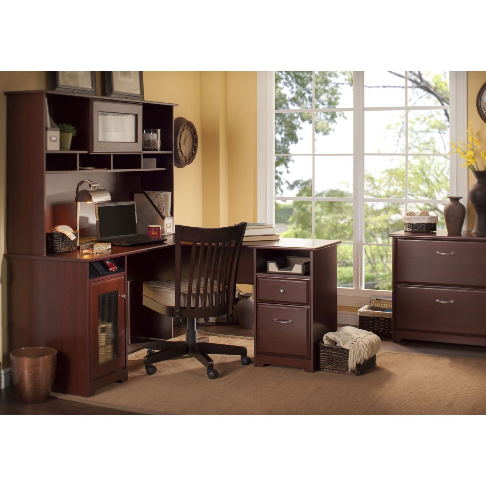 shaped l sauder cabinet oak filing ip walmart with wind desk palladia com