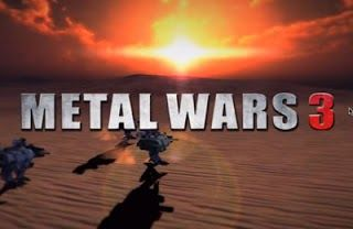 Metal Wars 3 MOD APK+DATA/OBB FILES (Unlimited Money) - AndroRat