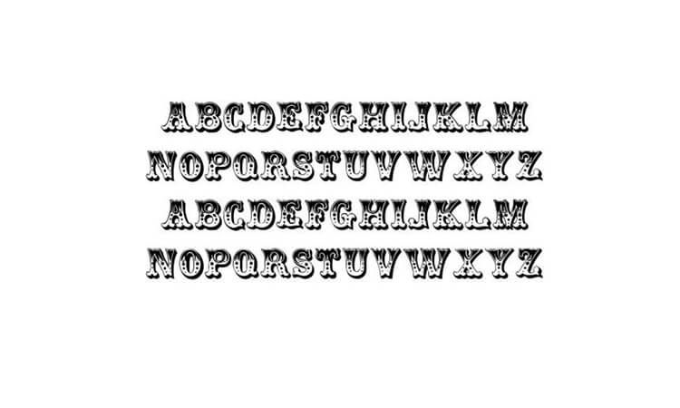 Download Stunning Circus Font Collection Free Download (With images ...