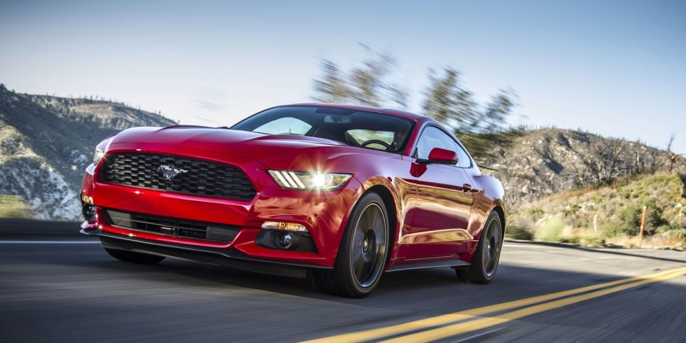 The 25 Best Cars Under 30,000 Ford mustang, 2015 ford