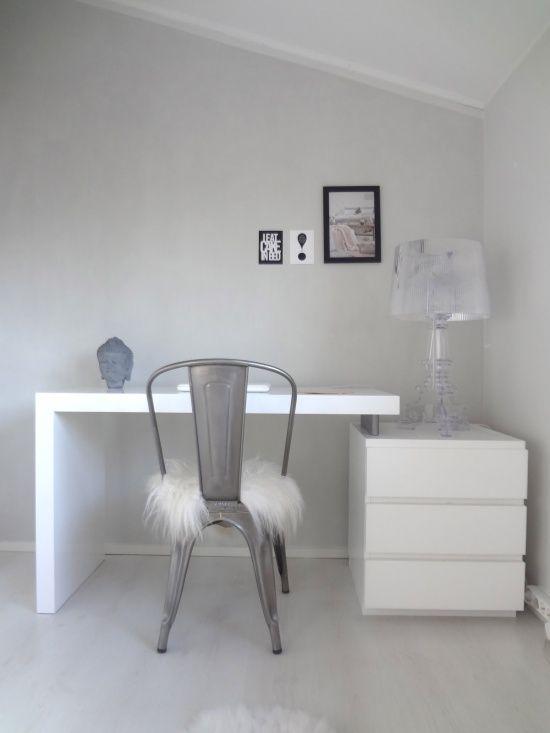 Work zone by tolix para trabajar con onda positiva for Sillas comodas para trabajar
