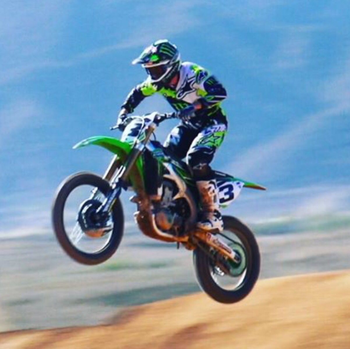Eli Tomac Moves From Honda To Monster Energy Kawasaki In