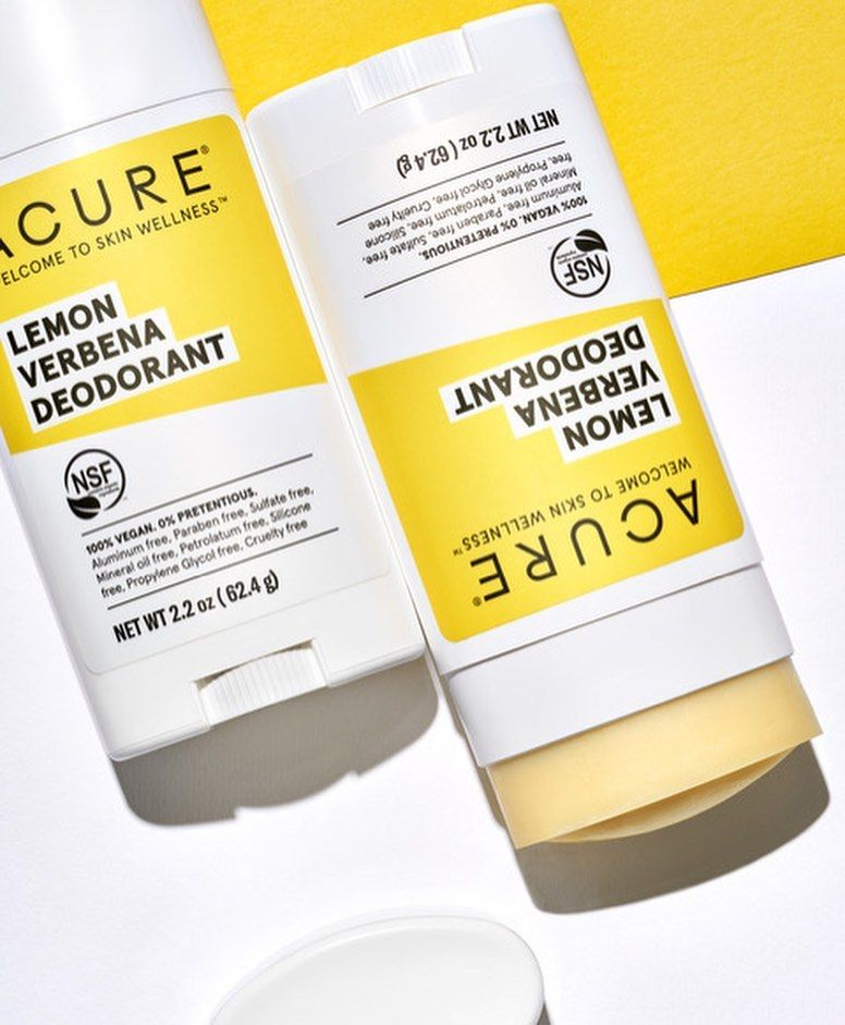 Deodorant, Paraben Free Products