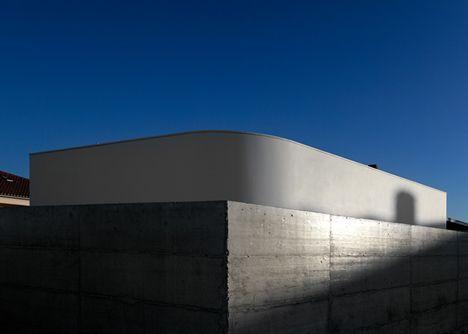 Casa Xieira Ii By A2 Arquitectos Architecture Contemporary House House