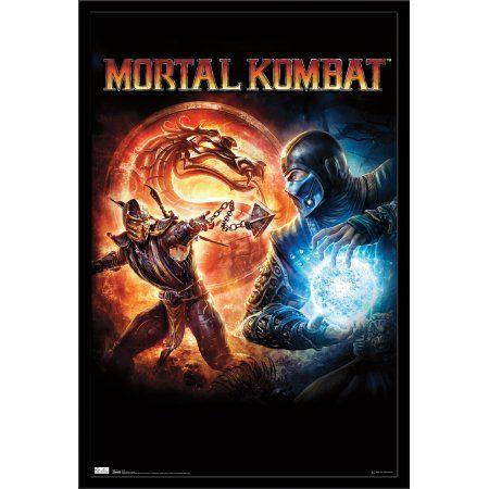 Mortal Kombat - Key Art | Products | Mortal kombat xbox 360, Mortal