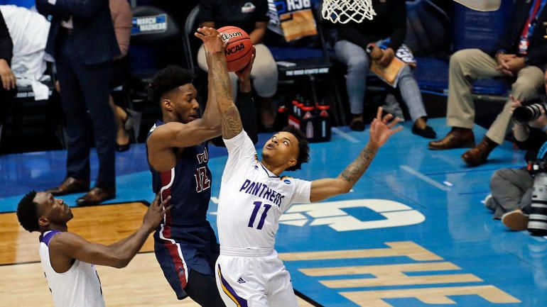 2019 NCAA Tournament bracket College basketball scores