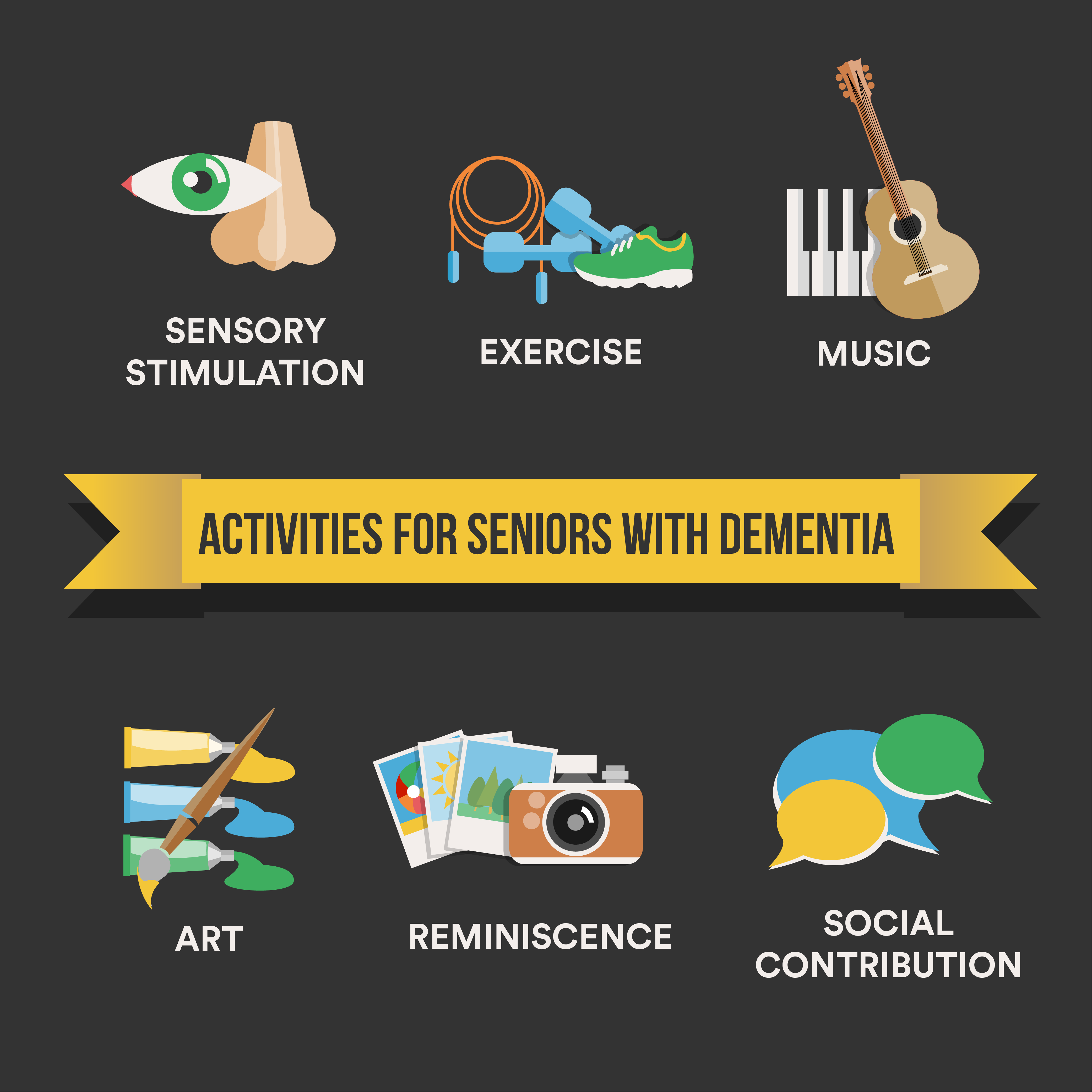There Are Many Activities That Can Be Beneficial And
