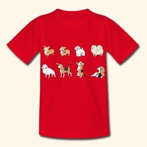Süßes Hunde T-Shirt mit deinem Lieblingshaustier | Männer Premium T-Shirt