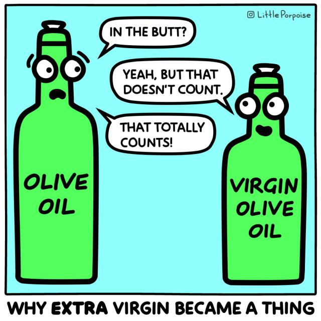 Aceite de oliva extra virgen Orígenes
