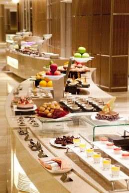 Nikko Saigon 5 Star Luxury Hotel La Brerie Breakfast Buffet