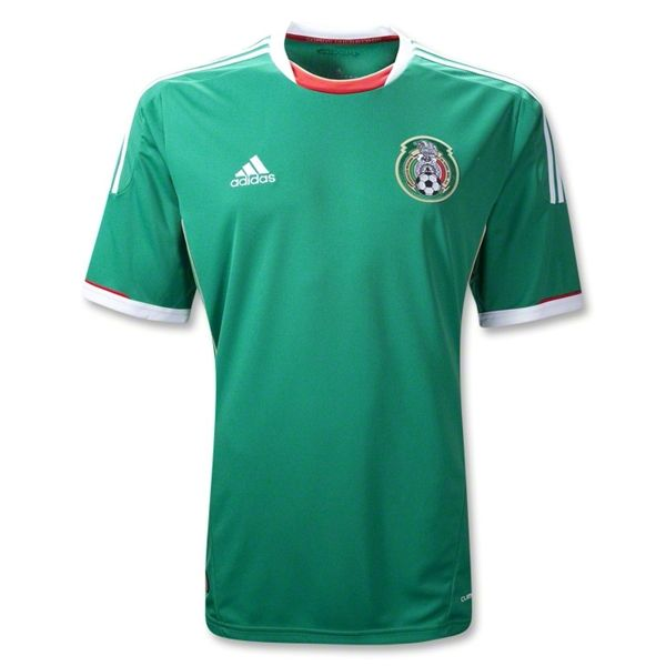 Mexico Green Soccer Jersey World Soccer Shop Jersey