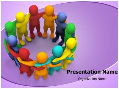 download our professionally designed social group #ppt #template, Modern powerpoint