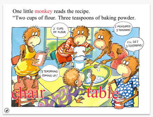 Sensational 5 Little Monkeys Make A Birthday Cake Is So Cute It Takes The Funny Birthday Cards Online Inifofree Goldxyz