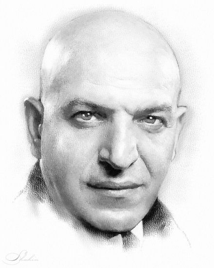 Telly Savalas by shahin