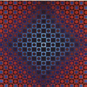 kleurperspectief / ruimte | Beeldende-vormgeving.jouwweb.nl
