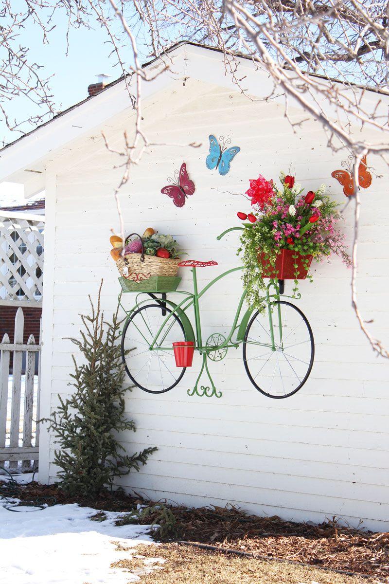 Pingl Par Niki Bouck Sur Walls Pinterest Jardins Jardinage  # Abri De Jardin Niki