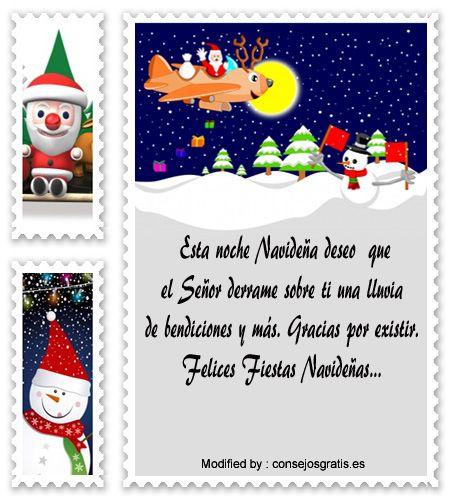 Carta para enviar en navidad descargar mensajes para - Videos de navidad para enviar ...