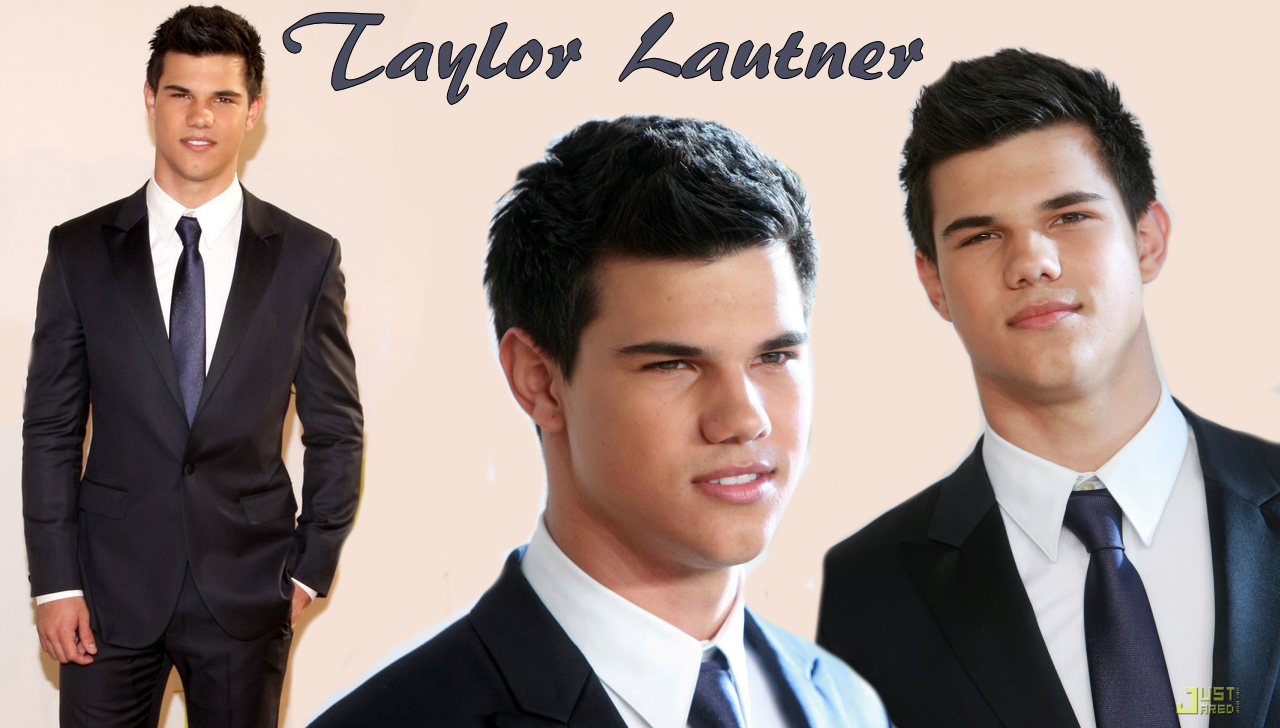 Taylor Lautner Wallpaper by daisybates.deviantart.com on @deviantART