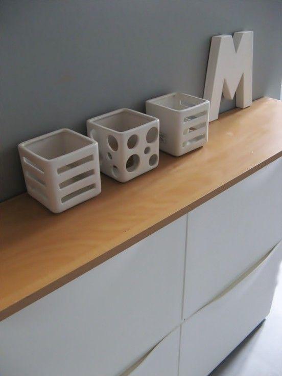 petit meuble de rangement peu profond 4 caissons de rangements chaussures ik a une. Black Bedroom Furniture Sets. Home Design Ideas