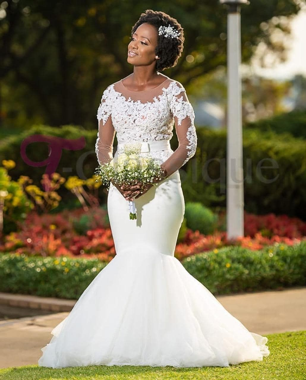Gorgeous White Wedding Dresses For The African Queen White Wedding Dresses Wedding Dresses Bridal Dresses [ 1280 x 1030 Pixel ]