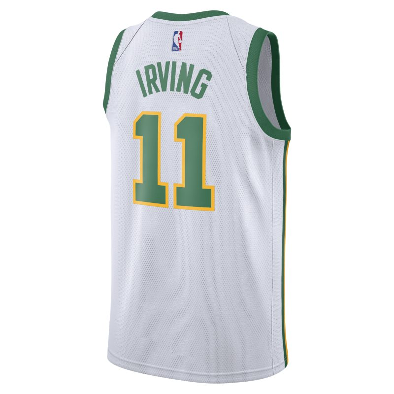 e26918526e6d Kyrie Irving City Edition Swingman (Boston Celtics) Men s Nike NBA  Connected Jersey - White