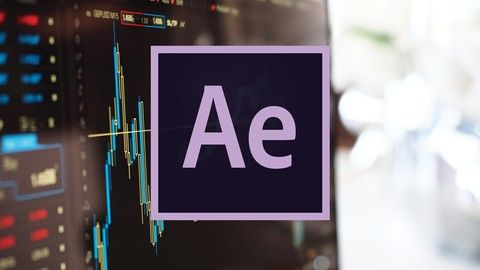 Learn Adobe After Effects CC 2018 ability to create graphs from an