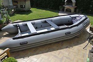 2013 Bombard Typhoon 420 Al | Inflatable Fishing Boats ...
