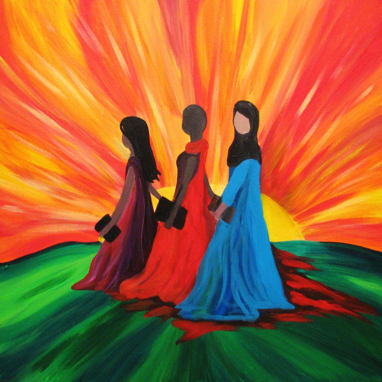 Women Empowerment Handmade Posters