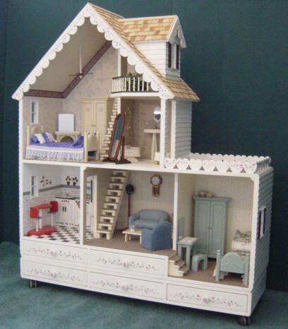 barbie doll house decorating pinterest barbie doll house doll houses and barbie doll. Black Bedroom Furniture Sets. Home Design Ideas