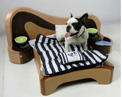 deluxe dog-sized beds | dog beds, bedroom sets and pet furniture