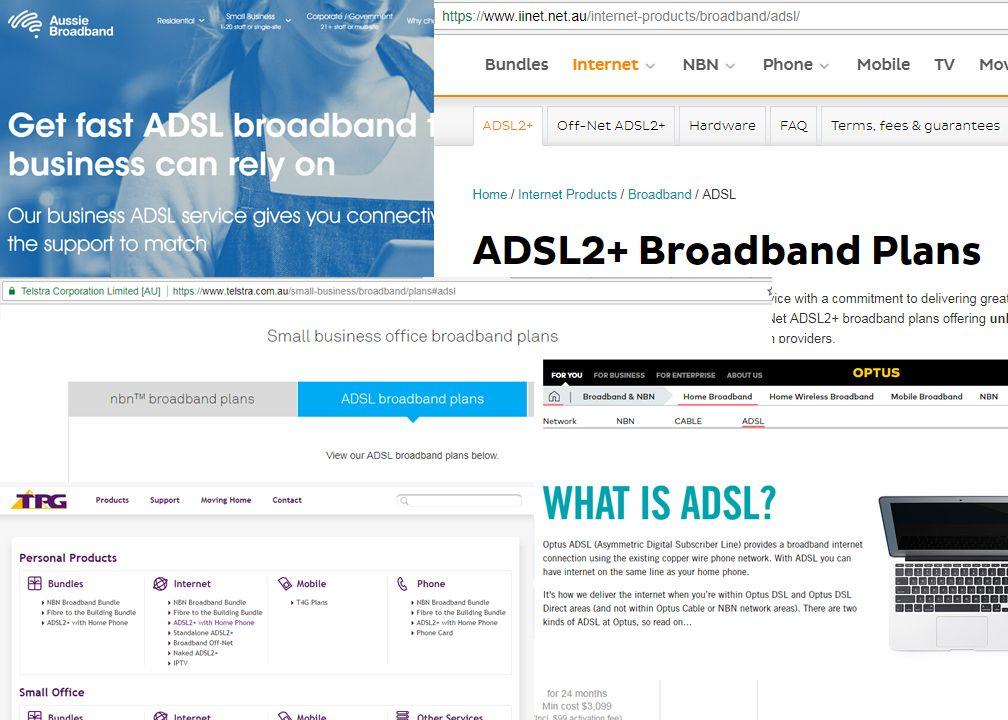 Why ISPs still sell their Best ADSL plans even if there's
